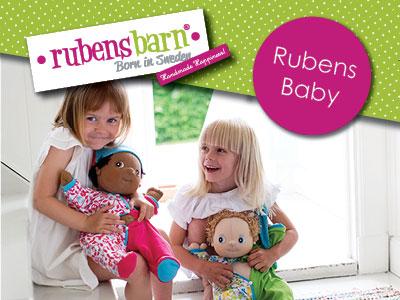 poupée rubens baby