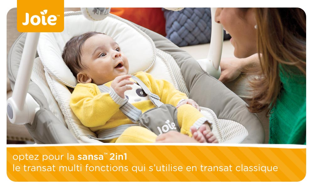 baby test transat sansa joie