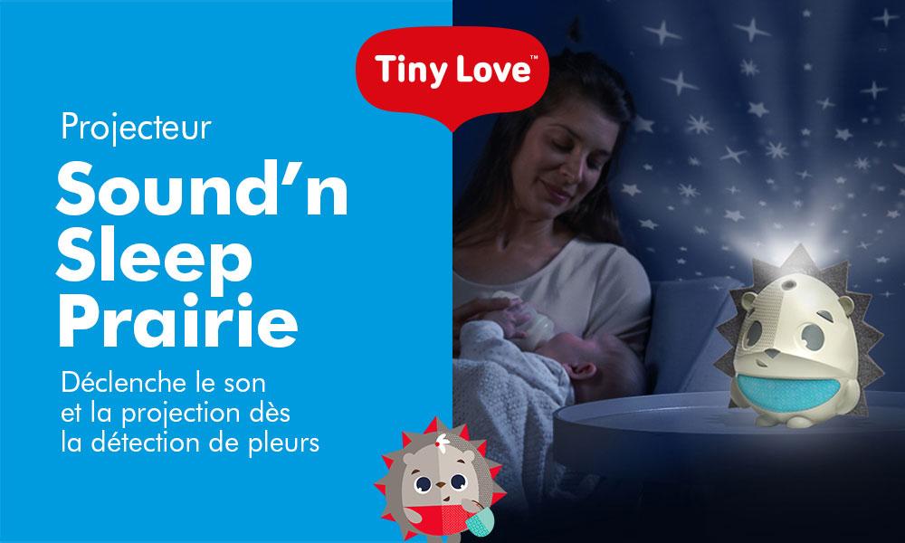 baby test sound n sleep