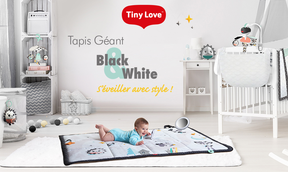 baby test tapis geant tiny love