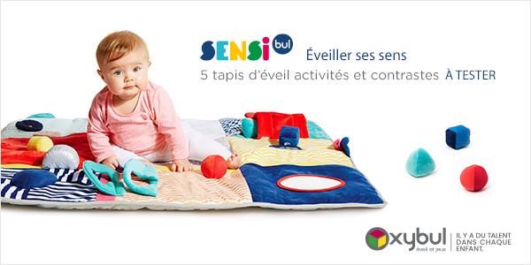 baby test tapis eveil oxybul