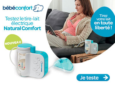 test tire lait natural comfort