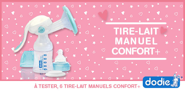 baby test tire-lait confort + dodie