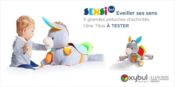 baby test grande peluche activites ane titus oxybul