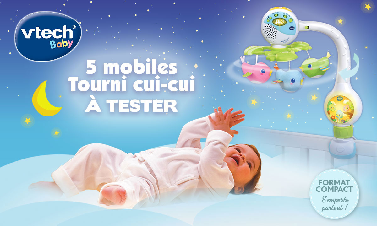 baby test mobile tourni vtech
