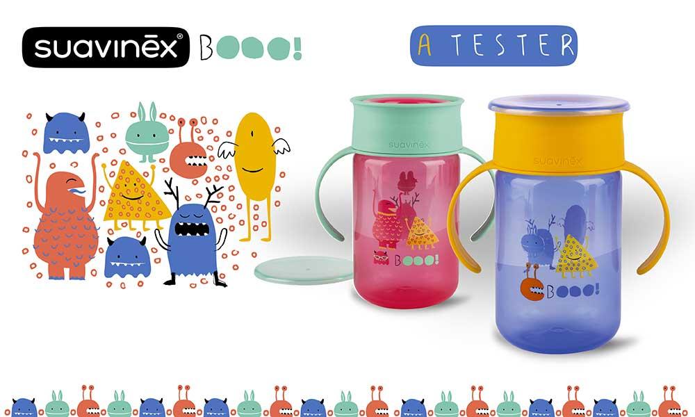 baby test trainer cup 360 de suavinex