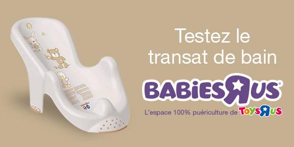 baby test transat bain babies r us