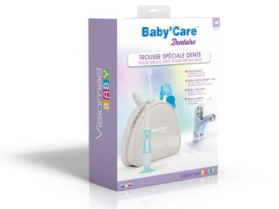 test trousse dentaire bébé