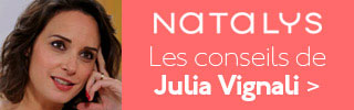 conseils de Julia Vignali