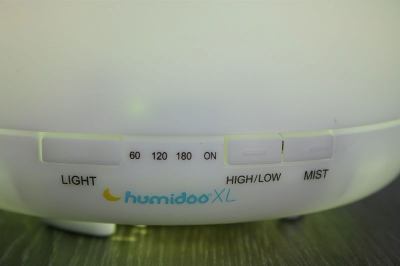 humidoo xl voyants