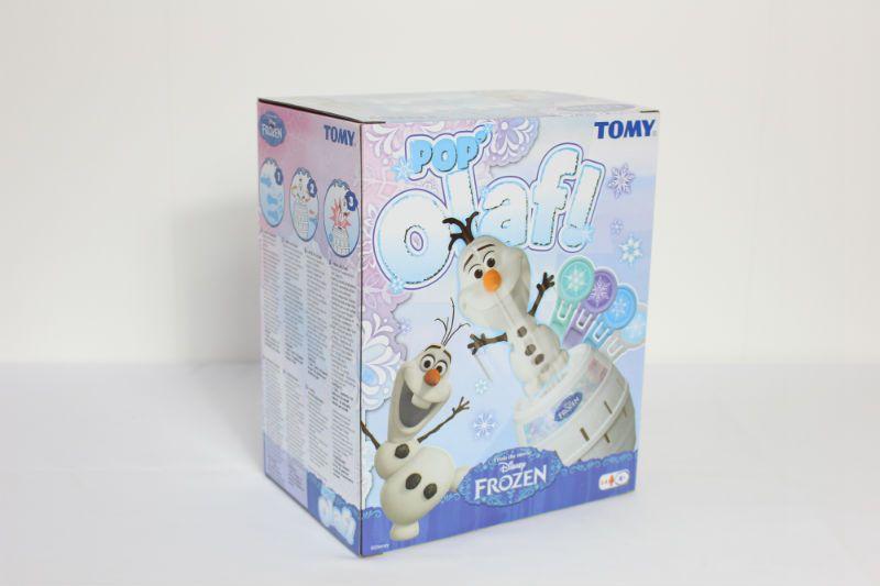test Pop Olaf Tomy 1