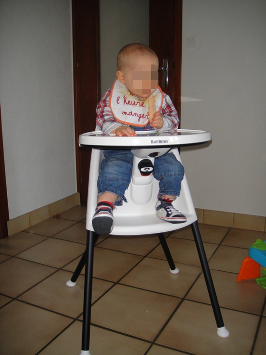 Chaise haute babybjorn avis for Chaise haute babybjorn